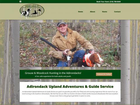 Adirondack Upland Adventures & Guide Service