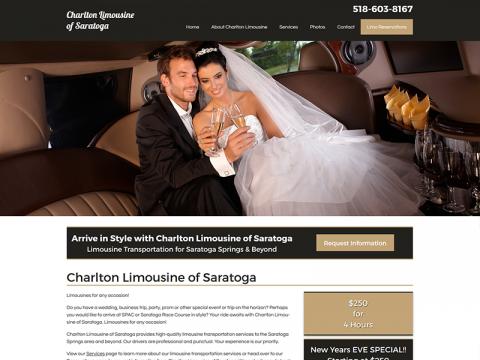 Charlton Limousine of Saratoga