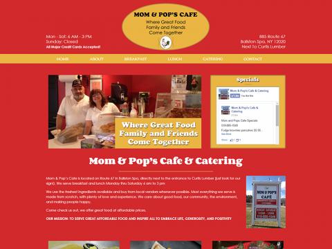 Mom & Pop's Cafe