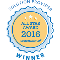 Constant Contact All Star Service Provider 2016