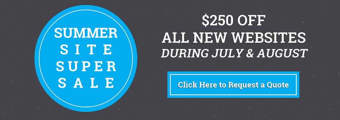 Summer Site Super Sale - Prolific Marketing