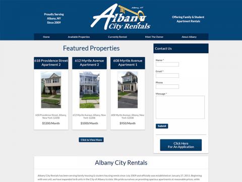 Albany City Rentals