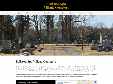 Ballston Spa Cemetery