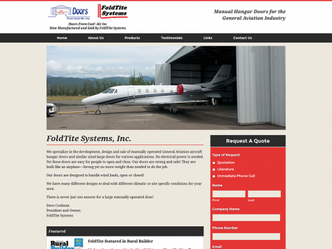 Foldtite Systems, Inc.