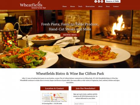 Wheatfields Clifton Park