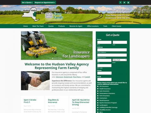 Farm Family Hudson Valley Agency