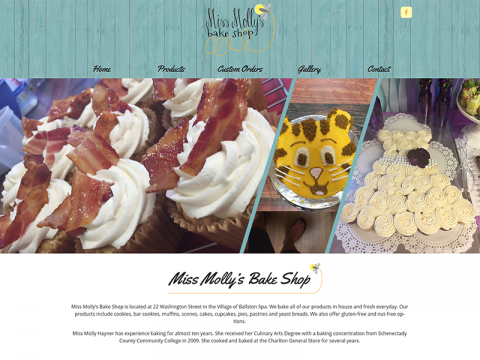 Miss Molly's Bake Shop