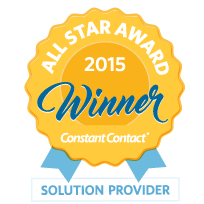 Constant Contact All Star Service Provider 2015