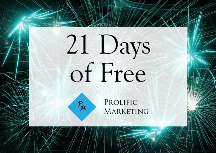 21 Days of Free